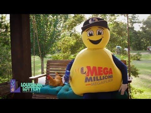 Louisiana Lottery - Mega Millions Just Powered Up TV Spot