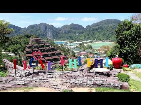 Экскурсия на острова Пхи Пхи 2 два дня / Цены / Отзывы / Тай Инфо