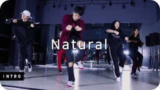 �������� ���� Natural - Imagine Dragons | DDongtae Choreography | INTRO Dance Music Studio ������