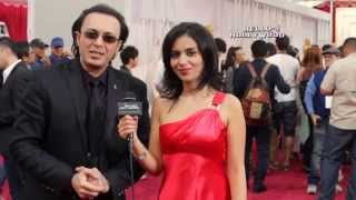 Oscar Red Carpet 2015 - Hello Hollywood TV - Farsi Report