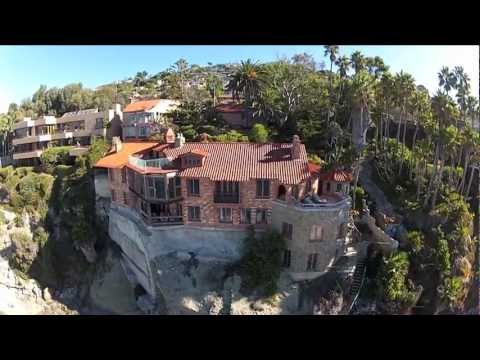 HOME AUCTION - VILLA ROCKLEDGE - LAGUNA BEACH, CA