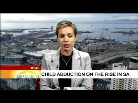 Child abduction on the rise in South Africa