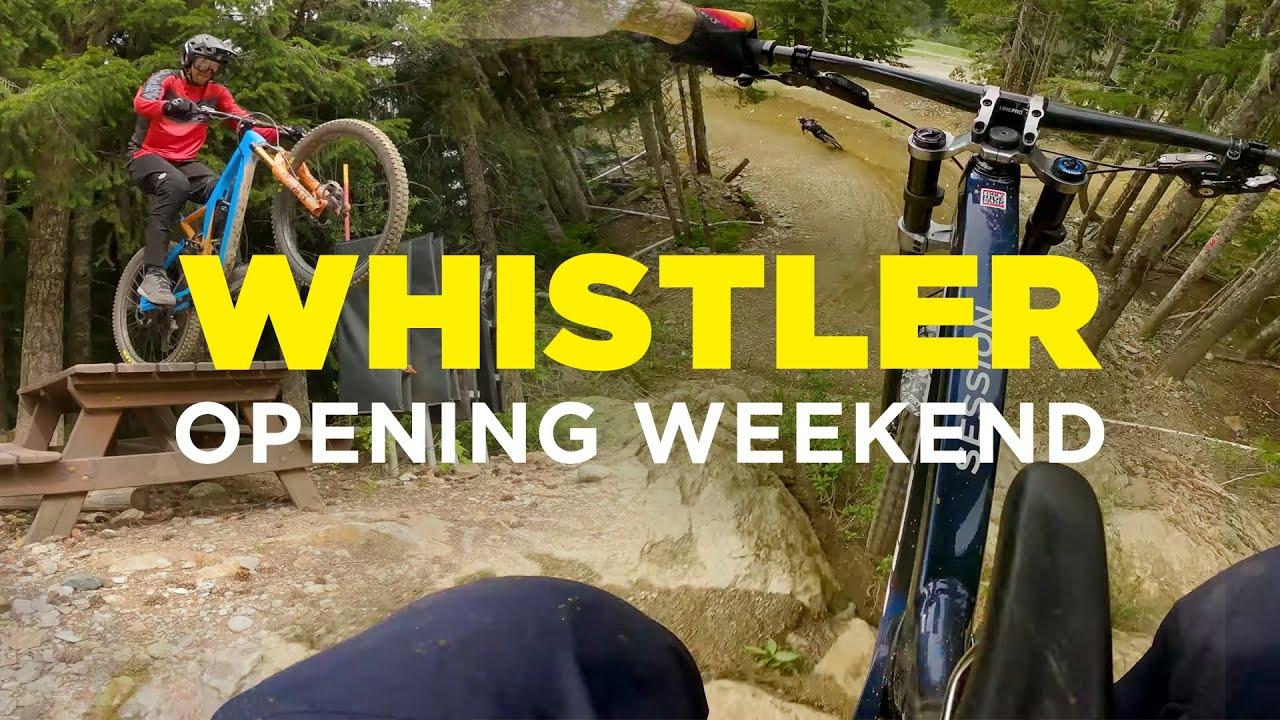 Download Whistler Opening Weekend 2021