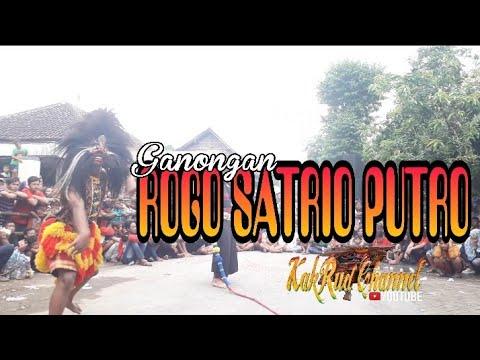 Patih Pujonggo Anom Jaranan ROGO SATRIO PUTRO Live Alang Alang Caruban Jogoroto Jombang