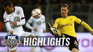 Video Gol Pertandingan Borussia Dortmund vs Eintracht Frankfurt