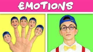 Emotions Song for Kids Part 2 | Super Simple Nursery Rhymes.