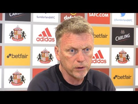 David Moyes Full Pre-match Press Conference - Sunderland v Swansea