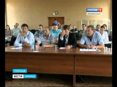 Рабочая поездка депутатов в Плесецкий район