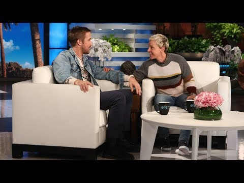 Ryan Gosling Answers Personal Questions for Charity