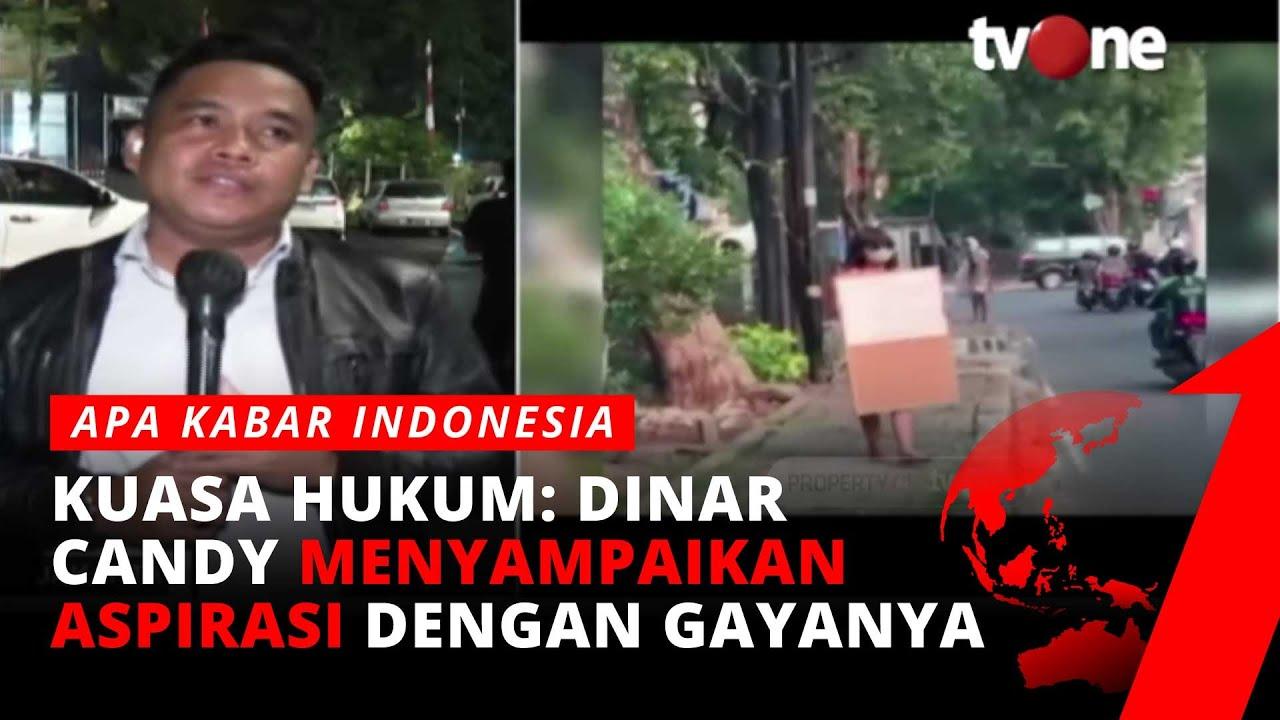 Dinar Candy Diperiksa Polisi, Begini Klarifikasi Kuasa Hukumnya.. | AKIM tvOne