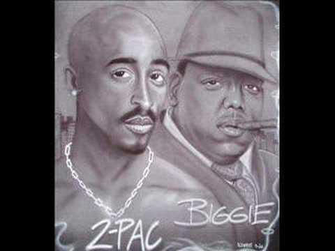 Tupac & Biggie ft. Outlawz - Runnin (Original)