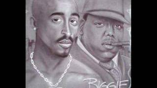Tupac & Biggie ft. Outlawz - Runnin (Original)