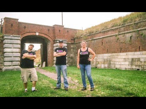 Fort Mifflin in Philadelphia, Pa - Virginia Paranormal Investigations