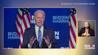Tune in as joe biden addresses the nation on current state of race.join our campaign: http://www.joebiden.comfollow joe!joe's twitter: https://twitte...