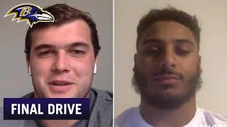 Unusual Camp, But Rookies Are Still Working | Ravens Final Drive