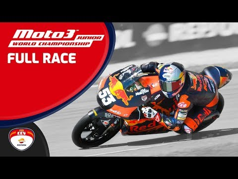 Full Race - Race 1 | Catalunya 2019 | Moto3 Junior World Championship | FIM CEV Repsol