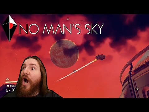 No Man's Sky | Base Building and Exploring |  Part 2