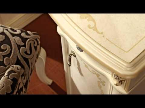 """Процесс изготовления мебельной коллекции """"Флориана"""""""