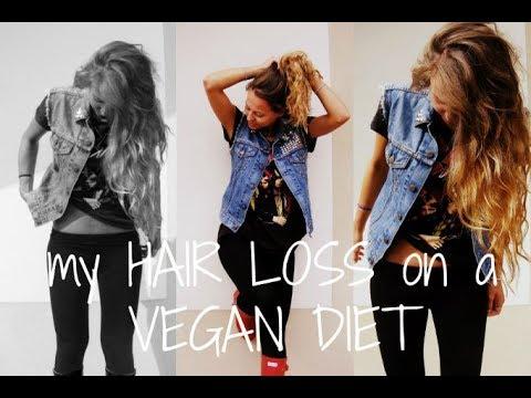 Jak STRACIŁAM włosy na diecie HCLF + WIG review