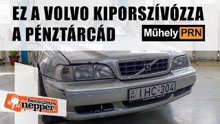 MűhelyPRN 74.: Ez a Volvo kiporszívózza a pénztárcád