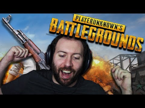 THE MILITARY BASE | Player Unknown's Battlegrounds Part 8
