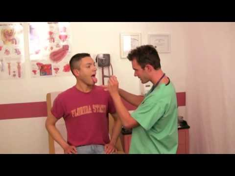 Medical examination male of sport 07/2015 from YouTube · Duration:  57 seconds