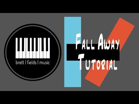 Fall Away Piano Tutorial - Twenty|One|Pilots