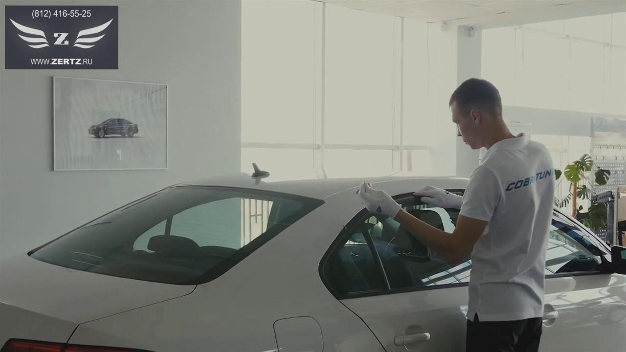 Установка дефлекторов на окна своими руками видео инструкция