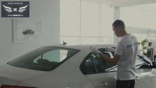 Установка дефлекторов на окна своими руками видео инструкция смотреть
