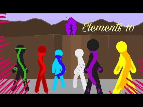 Elements 10 - Evil Arrives