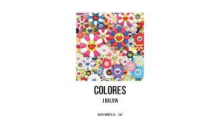 J Balvin - Colores (Álbum Completo Mezclado)