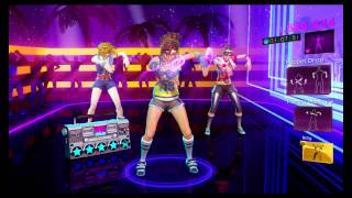 Dance Central 3 Hard 5 Stars Sean Kingston - Fire Burning