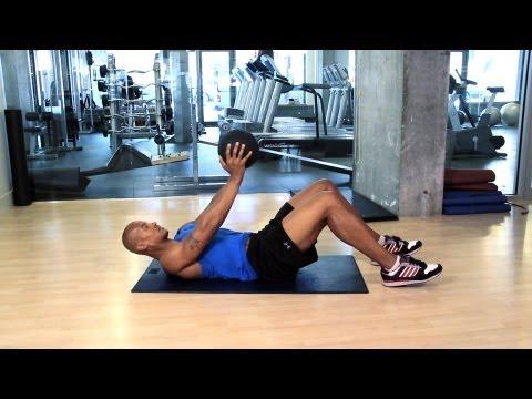 How To Do Medicine Ball Exercises | Gym Workout