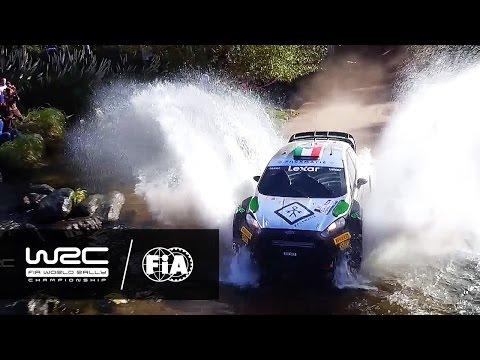 WRC - YPF Rally Argentina 2016: DJI DRONE SPECIAL!