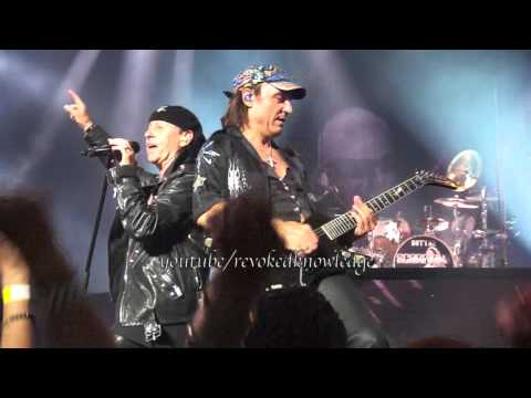 Scorpions Rock You Like A Hurricane Blue Hills Bank Pavilion   Boston 9/10/15