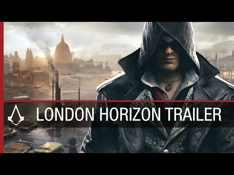 Assassin's Creed Syndicate's latest trailer strolls through Industrial Age London