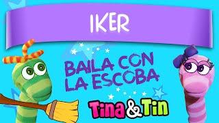 tina y tin + iker 🤹🏻 (Música Personalizada Para Niños) 🚓
