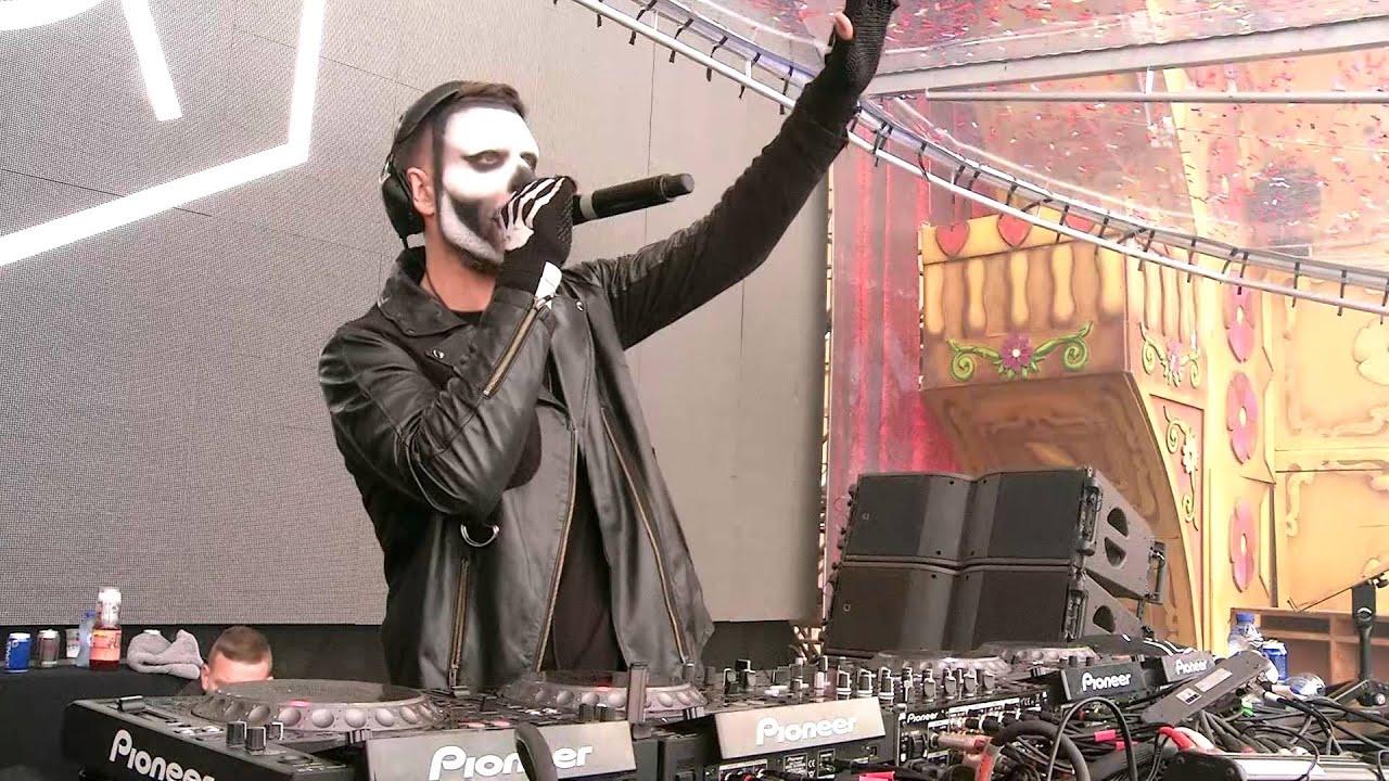 Tomorrowland 2015 Don Diablo Youtube