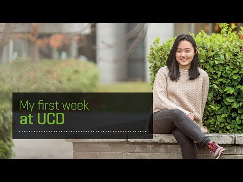 My First Week at University College Dublin | Kyla from Vietnam