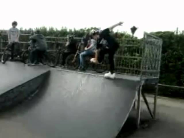 skatin days