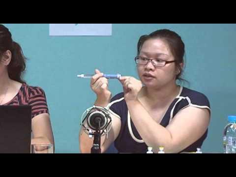 Kỹ thuật tiêm insulin cho bệnh nhân đái tháo đường