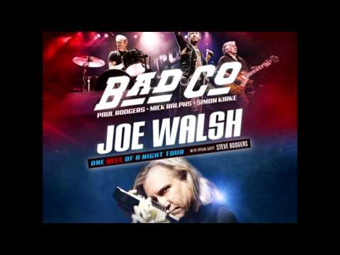 Joe Walsh - 2016-05-29 West Palm Beach Florida - 50 Min - Perfect Vodka Amphitheatre