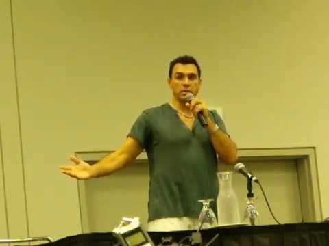 Adrian Paul at SLCC ~ The Source and Beyond