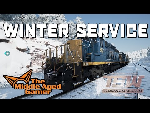 Train Sim World: CSX Heavy Haul - Winter Service