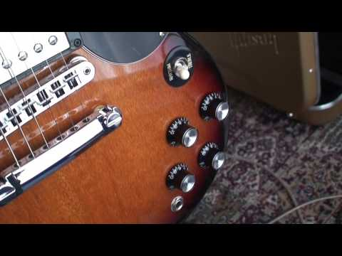 2015 Gibson SG Standard: #sogood