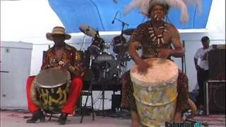 """PEANUTS & CHIPPIE"" - Legendary Bahamian Drummers"