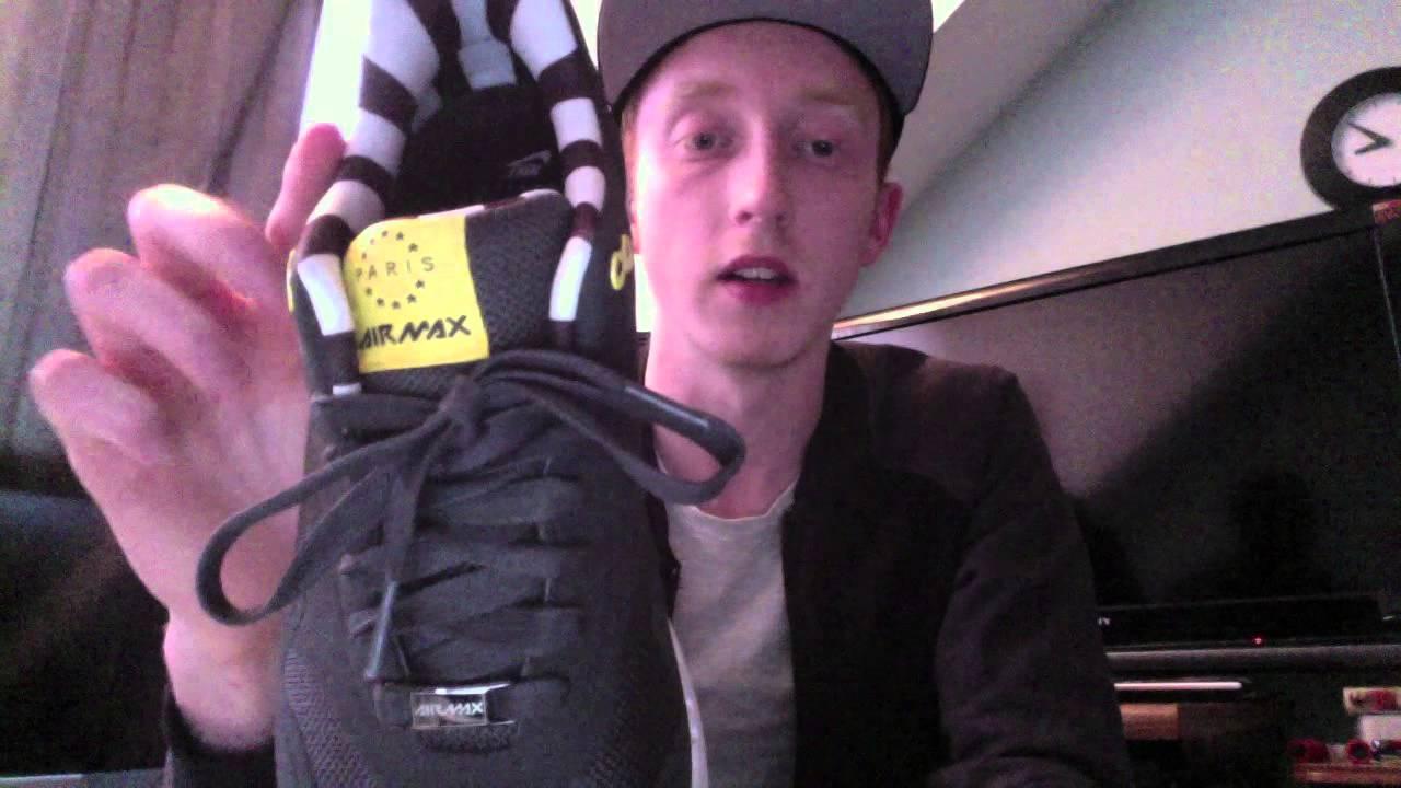 plus de photos 1df33 7a2da Nike Air Max 1 Hyperfuse QS Paris Review & On Feet