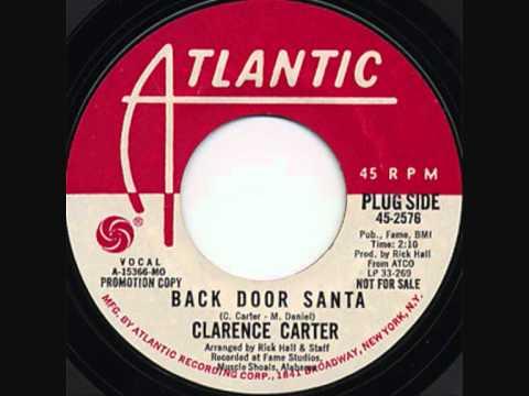 Clarence Carter - Back Door Santa (1968)