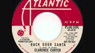 Watch Clarence Carter Back Door Santa video