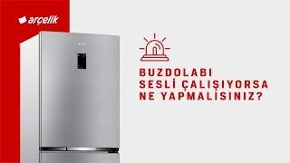 Buzdolabı Sesli Çalışıyorsa Ne Yapmalısınız?
